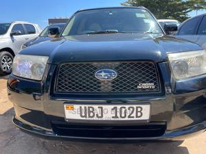 Subaru Forester 2007 Black   Cars for sale in Kampala