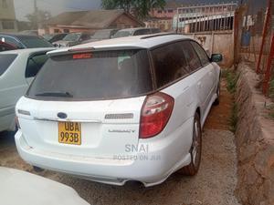 Subaru Legacy 2005 White | Cars for sale in Kampala