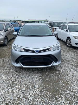 Toyota Fielder 2015 Silver   Cars for sale in Kampala