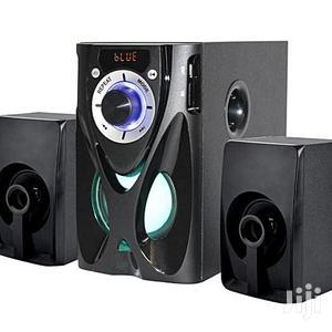 Globalstar Home Speaker System GS-5014 - Black | Audio & Music Equipment for sale in Kampala