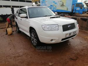 Subaru Forester 2006 Off White | Cars for sale in Eastern Region, Jinja