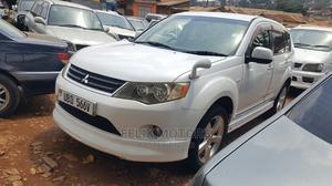 Mitsubishi Outlander 2007 2.0 Turbo 4WD White | Cars for sale in Kampala