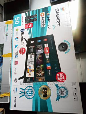 Smart Plus Smart 50 Inches   TV & DVD Equipment for sale in Kampala