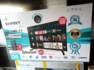 50 Inches Smart Plus Smart   TV & DVD Equipment for sale in Kampala