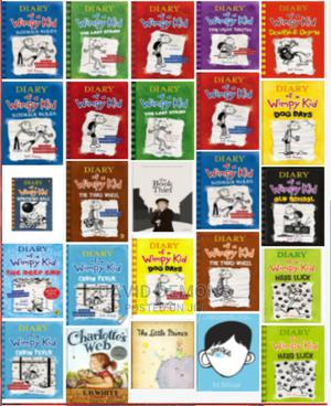 Diary of a Wimpy Kid [ALL VERSIONS ] | Books & Games for sale in Kampala