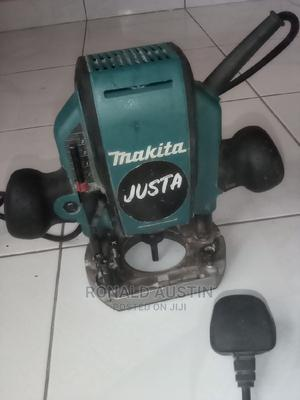 Makita Wood Router Machine   Electrical Hand Tools for sale in Kampala