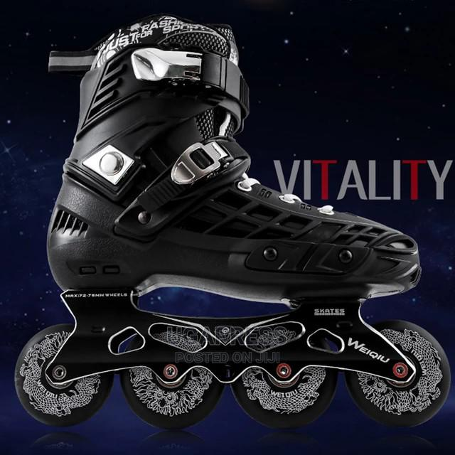Heavy Duty Roller Blades (Skates Shoes)