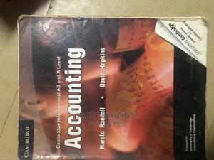 Cambridge a Level Accounting Text Book | Books & Games for sale in Kampala