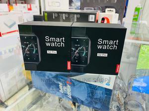 Lenovo S2 Pro Smart Watch Black Available | Smart Watches & Trackers for sale in Kampala