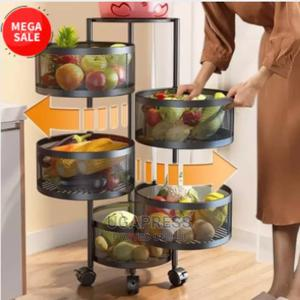 Kitchen Rack (Rotating) | Kitchen & Dining for sale in Kampala