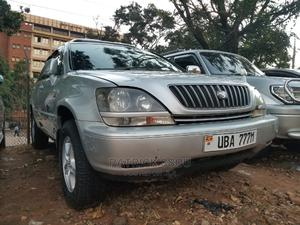 Toyota Harrier 2002 Gray | Cars for sale in Kampala