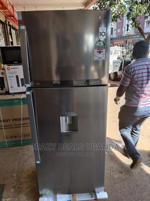 LG Double Door Fridge With Water Dispenser   Kitchen Appliances for sale in Kampala