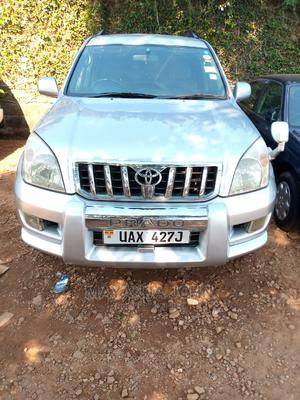Toyota Land Cruiser Prado 2005 Silver | Cars for sale in Kampala, Central Division