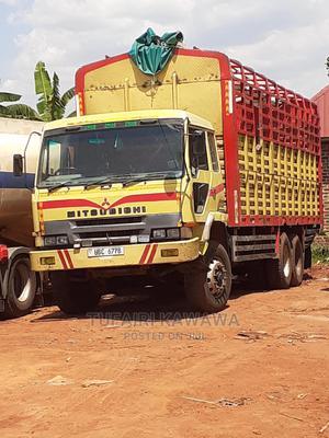 Mitsubishi Fuso - Original Double Diff | Trucks & Trailers for sale in Eastern Region, Iganga