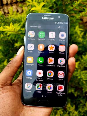 New Samsung Galaxy S7 edge 64 GB Black | Mobile Phones for sale in Kampala, Central Division