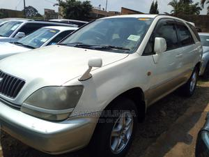 Toyota Harrier 2000 White | Cars for sale in Kampala