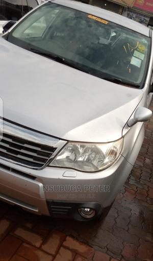 Subaru Forester 2010 2.0D X Silver | Cars for sale in Kampala