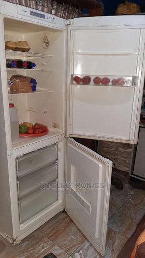 Big Size Original Bosch Double Door Fridge   Kitchen Appliances for sale in Kampala