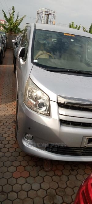 Toyota Noah 2008 Silver | Cars for sale in Kampala