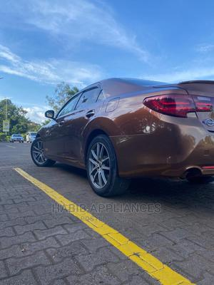 Toyota Mark X 2013 Brown | Cars for sale in Kampala