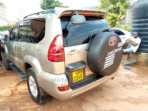 Toyota Land Cruiser Prado 2005 Gold | Cars for sale in Kampala, Central Division