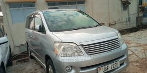 Toyota Noah 2006 2.0 AWD (8 Seater) Silver   Cars for sale in Kampala