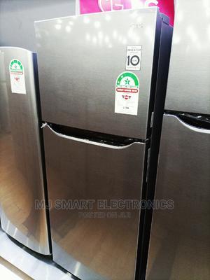LG Double Door Fridge GN-B202SQBB – 205ltrs   Kitchen Appliances for sale in Kampala