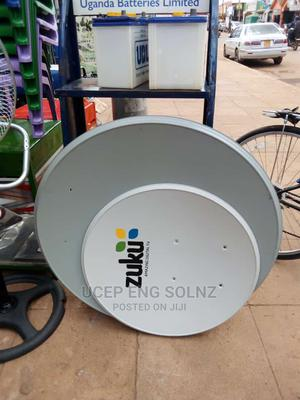 Satellite Dish Plus Installation   Accessories & Supplies for Electronics for sale in Kampala