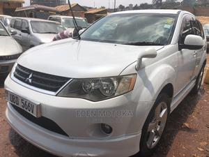 Mitsubishi Outlander 2006 2.0 Invite White | Cars for sale in Kampala