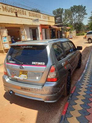 Subaru Forester 2007 Gray | Cars for sale in Kampala
