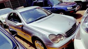 Mercedes-Benz C180 2001 Silver | Cars for sale in Kampala