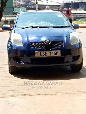 Toyota Vitz 2005 Blue | Cars for sale in Kampala
