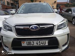 Subaru Forester 2014 White | Cars for sale in Kampala