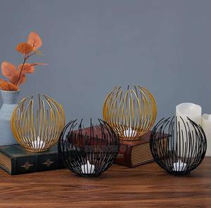 Candle Holder With Candle   Home Accessories for sale in Kampala