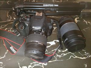 Canon 1200d Camera With Kit Lens and Canon EF-S 70-300mm   Photo & Video Cameras for sale in Kampala