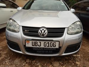 Volkswagen Golf 2007 Silver   Cars for sale in Kampala, Central Division