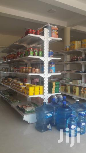 Supermarket Shelves Double And Single On Sale | Store Equipment for sale in Kampala