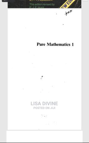 Soft Copy Back House Pure Mathematics 1   Books & Games for sale in Kampala