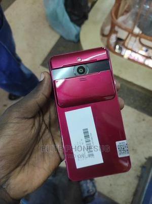 New Sharp Aquos Crystal 8 GB Red   Mobile Phones for sale in Kampala