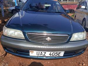 Toyota Premio 2001 Blue   Cars for sale in Kampala