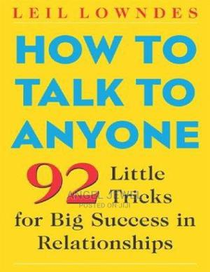 How to Talk to Anyone. | Books & Games for sale in Kampala