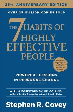 The 7 Habits Of Highly Effective People   Books & Games for sale in Kampala
