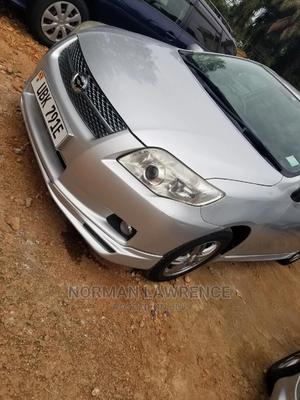 New Toyota Fielder 2009 Silver   Cars for sale in Kampala