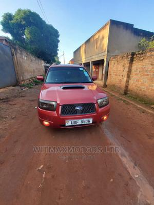 Subaru Forester 2006 Red | Cars for sale in Kampala