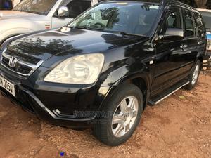 Honda CR-V 2006 Black   Cars for sale in Kampala