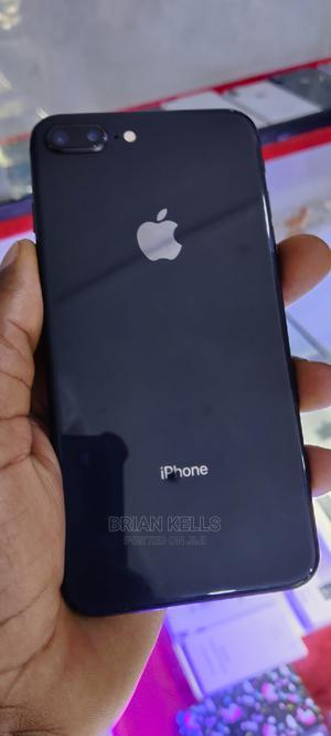 Apple iPhone 8 Plus 64 GB Black   Mobile Phones for sale in Nothern Region, Apac