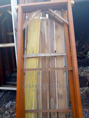 Ordinary Wooden Door Frames | Doors for sale in Kampala