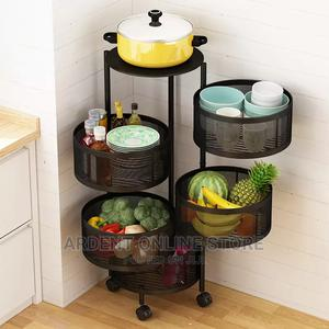 Carbon Steel Round Fruit and Vegetable | Kitchen & Dining for sale in Kampala