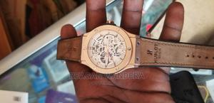 Hublot Geneve Watch Wc Require No Battery/Cell To Operate | Watches for sale in Kampala
