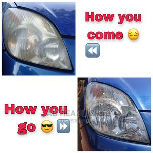AB Headlights Restoration on Toyota Spacio | Vehicle Parts & Accessories for sale in Kampala